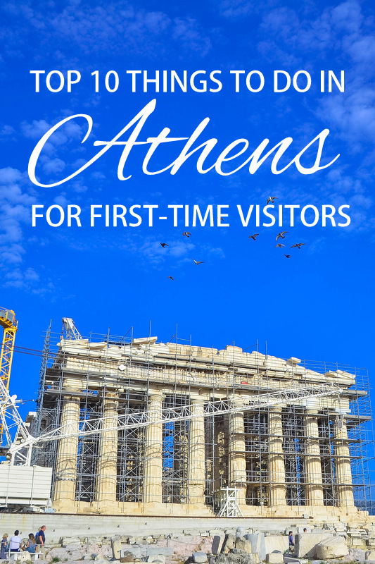 Things to do in Athens pinterest