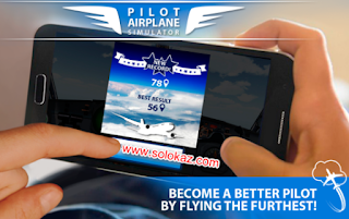 Flight Pilot Simulator Apk v1.3.3 Terbaru