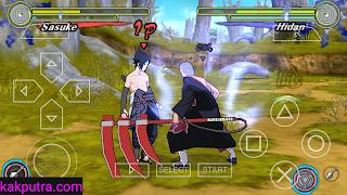 Game Naruto Offline PSP - Ultimate Ninja Heroes 3 Iso Tebaru