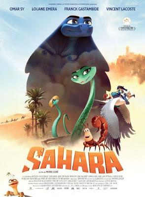 Sahara [2017] [NTSC/DVDR- Custom HD] Ingles, Español Latino
