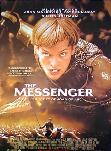 THE MESSENGER THE STORY OF JOAN OF ARC วีรสตรีเหล็ก หัวใจทมิฬ