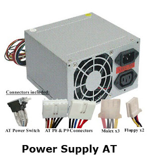 Power Supply AT