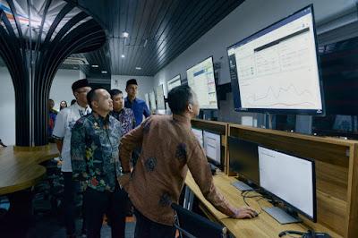 Gubernur Bangga IPC Panjang Dijadikan Pelabuhan Internasional dan Pilot Project Digital Industrial Port