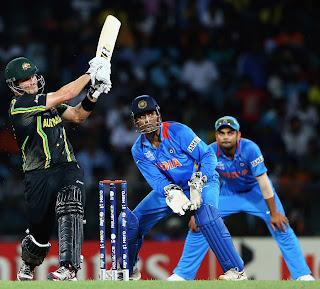 IND vs AUS – T 20 Cricket Match Highlights