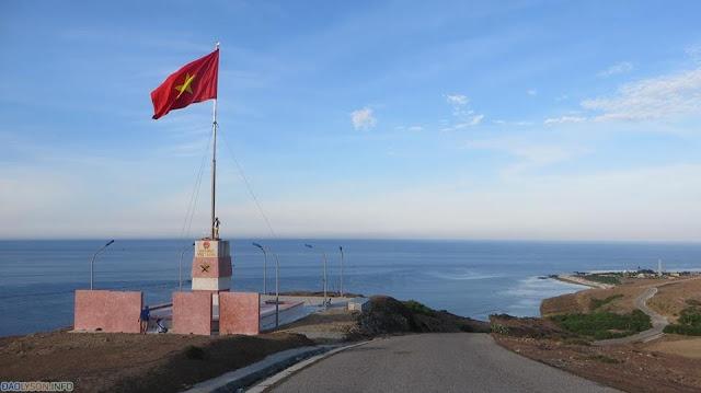Cột cờ chủ quyền Đảo Lý Sơn - Hình 6