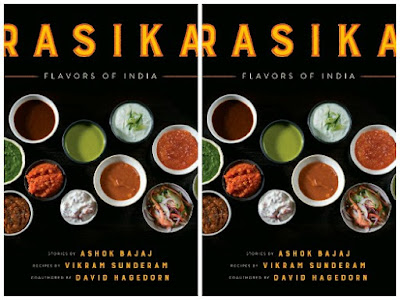 Doenload ebook RASIKA : FLAVORS OF INDIA