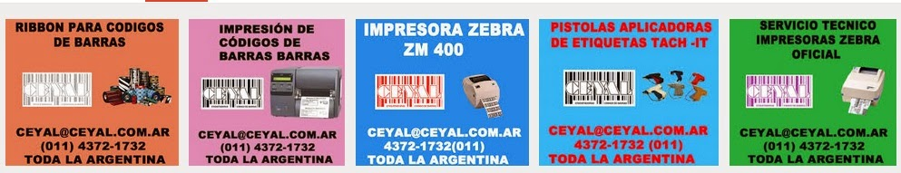 Buenos Aires Servicio impresión etiquetas en rollo San Martin buenos aires