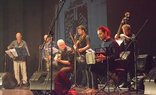 Jazz del Sur Ensamble se presentó en el Teatro Municipal de Quilmes en Buenos Aires - Argentina / stereojazz