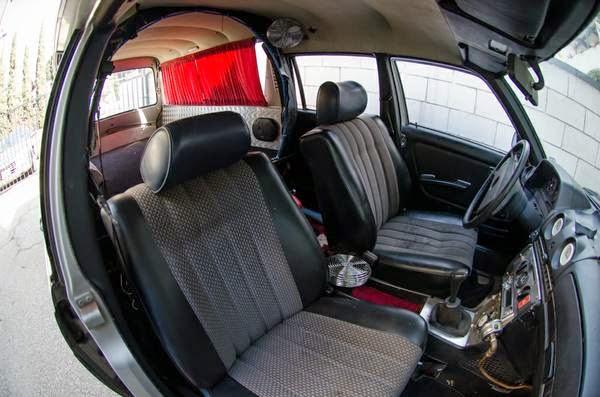 Daily Turismo: 5k: Hearse When I Laugh: 1979 Mercedes-Benz