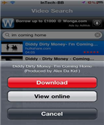 Freedi Youtube Downloader iPhone Cydia