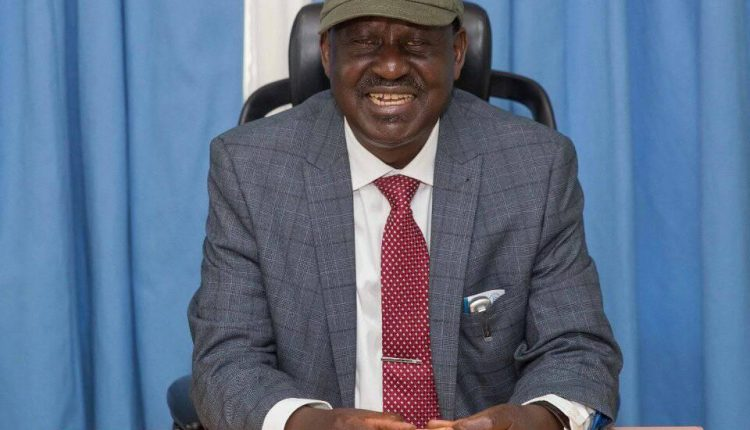 Baba While You Were Away: NASA To Hold A Grand Welcoming For Raila