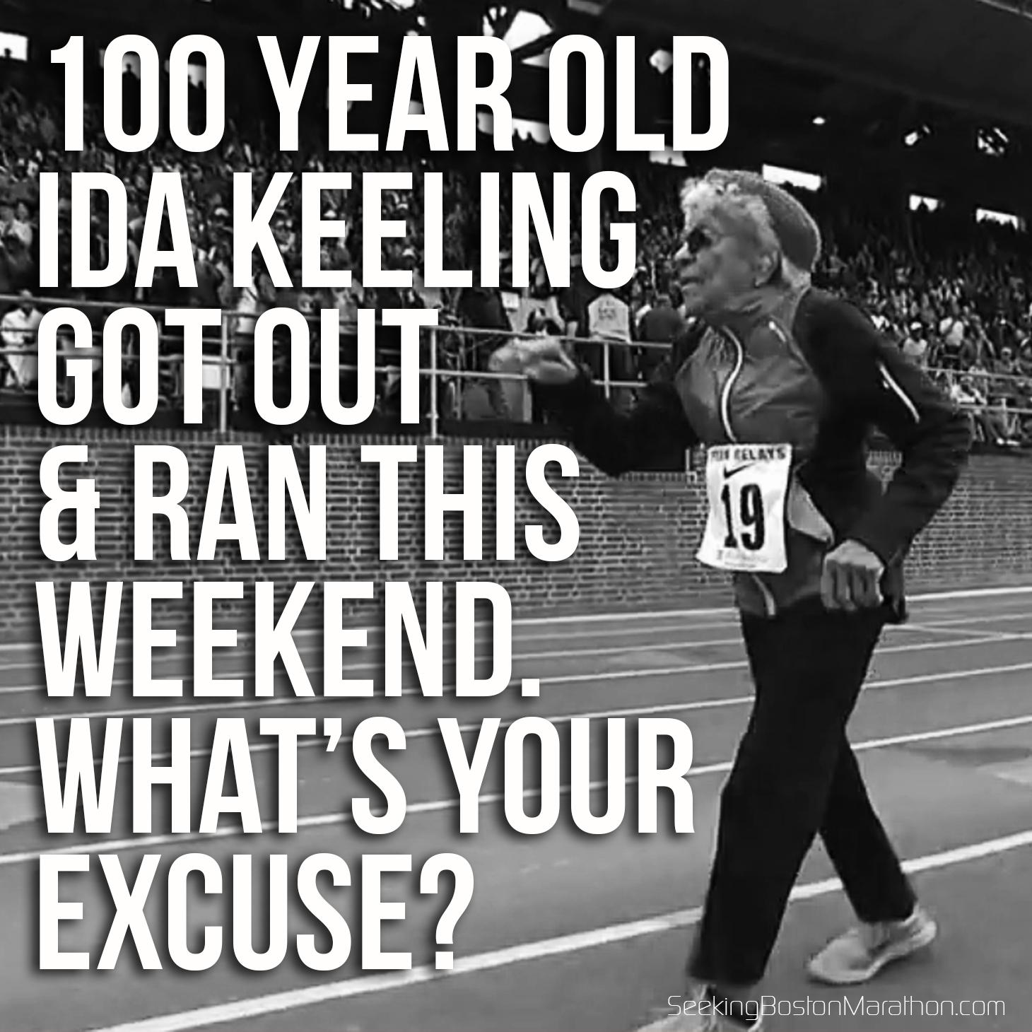 Meme Motivation Monday: Ida Rocks at 100