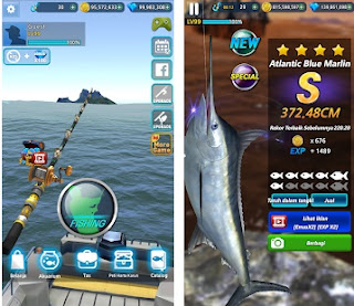 Monster Fishing 2018 Mod Apk