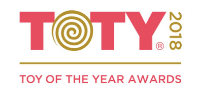 TOTY Toy of the Year Awards 2018 finalists
