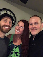Lauren and Zach are just a few of the guests on the Clint Podcast in 2017!