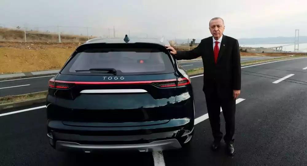 Το πρώτο τουρκικό αυτοκίνητο - Αποκαλυπτήρια για το ηλεκτρικό SUV