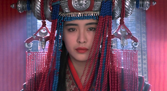 Joey Wong in Chinese Ghost Story 2