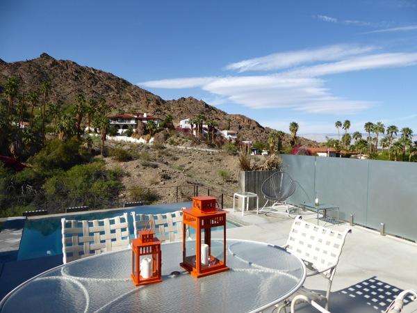 Palm Springs house