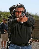 Борьба с отдачей при стрельбе из пистолета