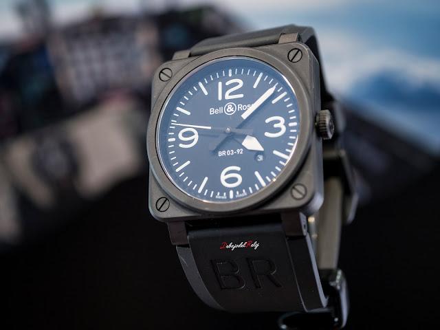 Bell&Ross showroom reloj