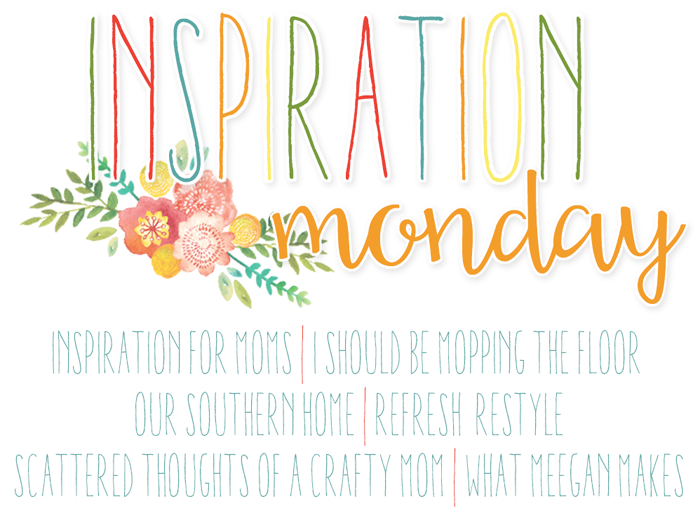 Inspiration Monday Party - six bloggers feature you!