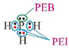bentuk molekul PH3