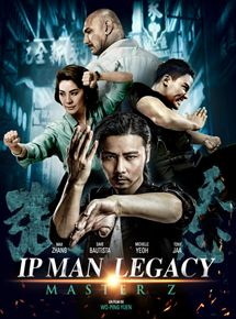 DOWNLOAD FILM MASTER Z : IP MAN LEGACY (2018) SUBTITLE INDONESIA FULL MOVIE