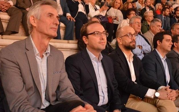 Ο Γιώργος Ζάψας υποψήφιος με τον ΣΥΡΙΖΑ στις περιφερειακές εκλογές
