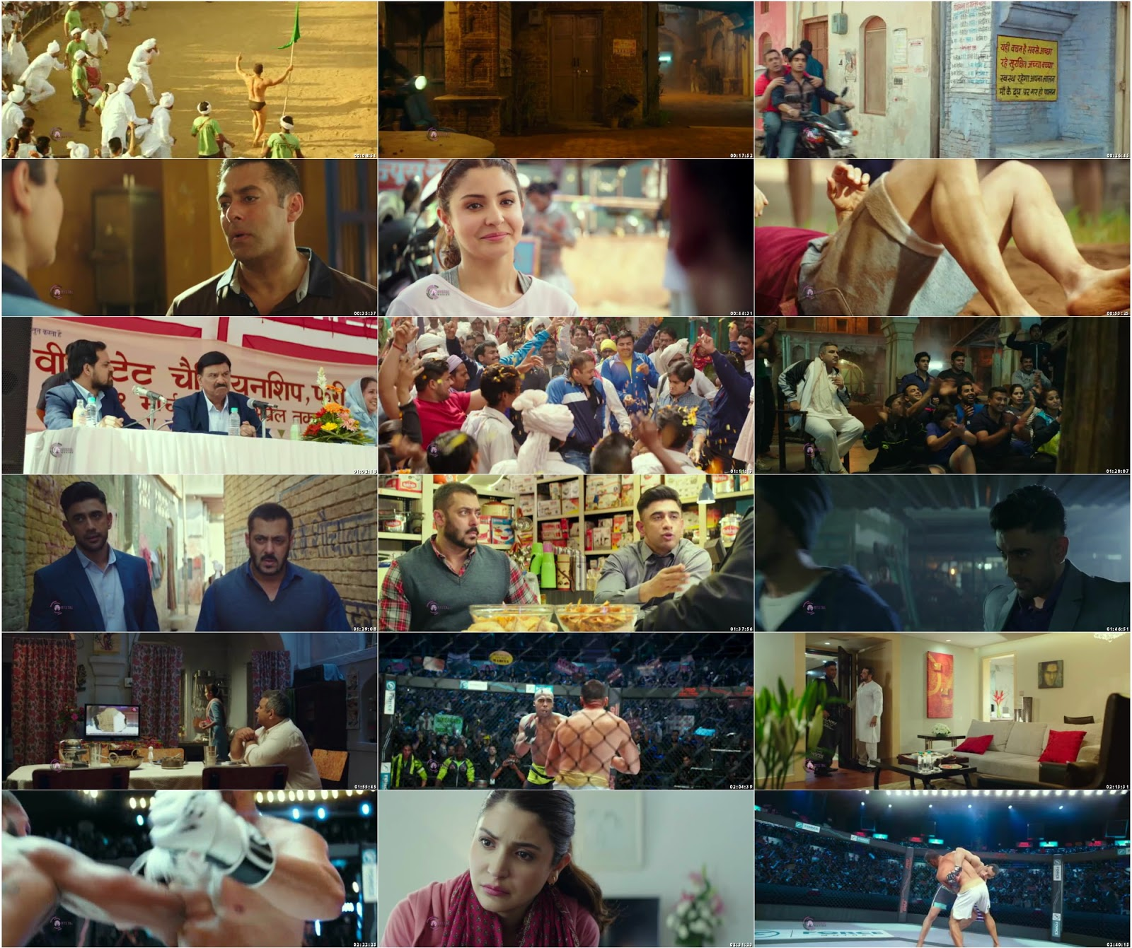 Sultan Movie Screenshot