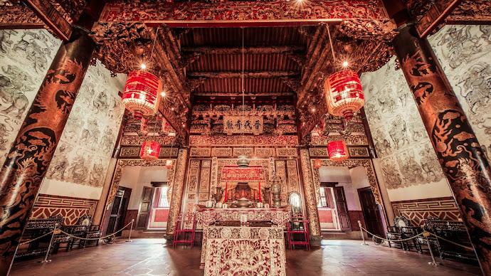 Wallpaper: Khoo Kongsi Temple