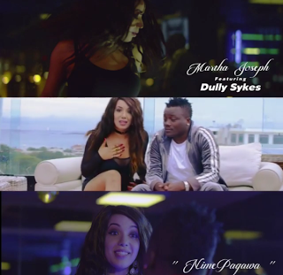 Martha Joseph Ft Dully Sykes - Nimepagawa Video