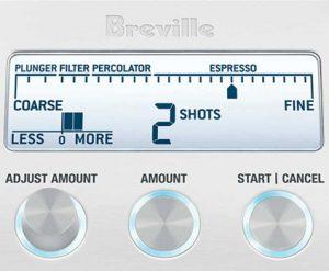 Máy xay cà phê Breville