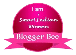Smart Indian Woman Blogger Bee!