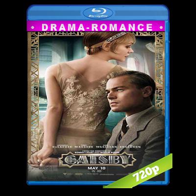 El Gran Gatsby (2013) BRRip 720p Audio Trial Latino-Castellano-Ingles 5.1