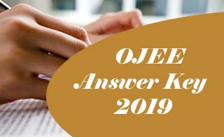OJEE 2019 Answer Key, OJEE 2019 Key
