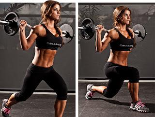 dibena muskuļu trenēšana