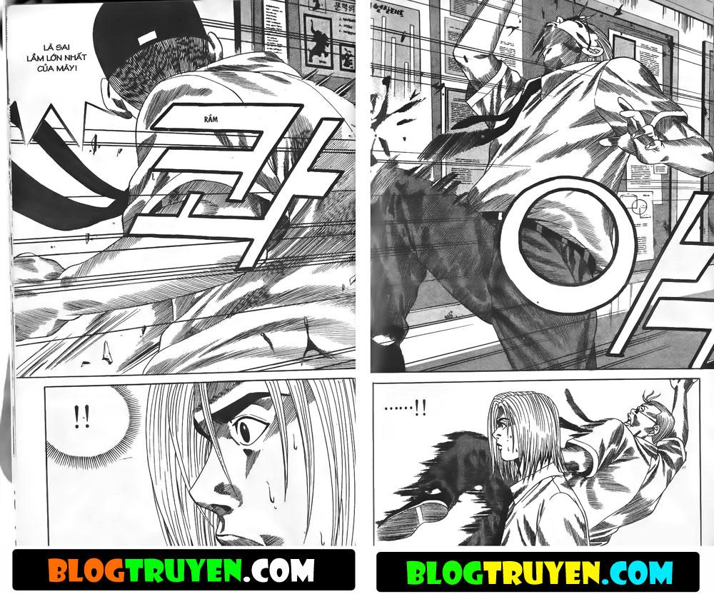 Bitagi - Anh chàng ngổ ngáo chap 145 trang 21
