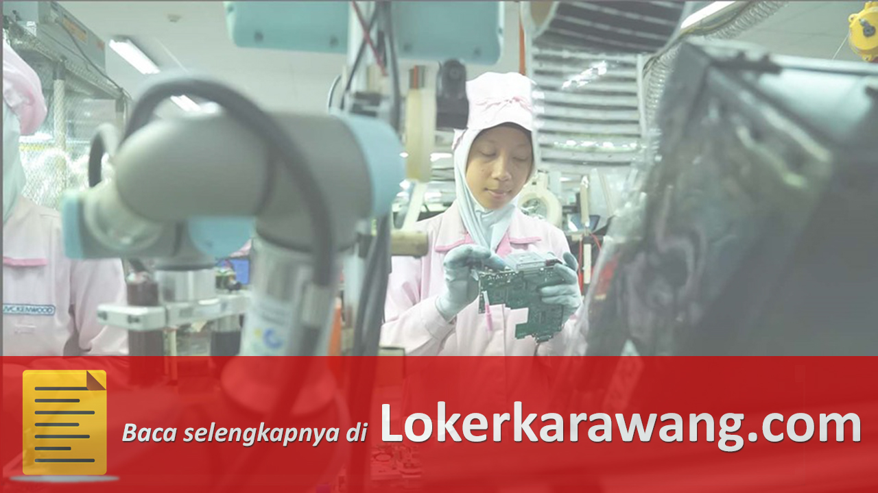 PT JVC Indonesia Suryacipta Karawang