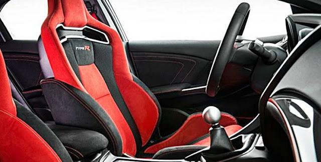 2017 Honda Civic Type R Rrice Specs in Australia