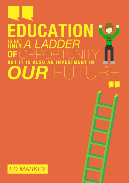 | Phantastic World |: Education posters