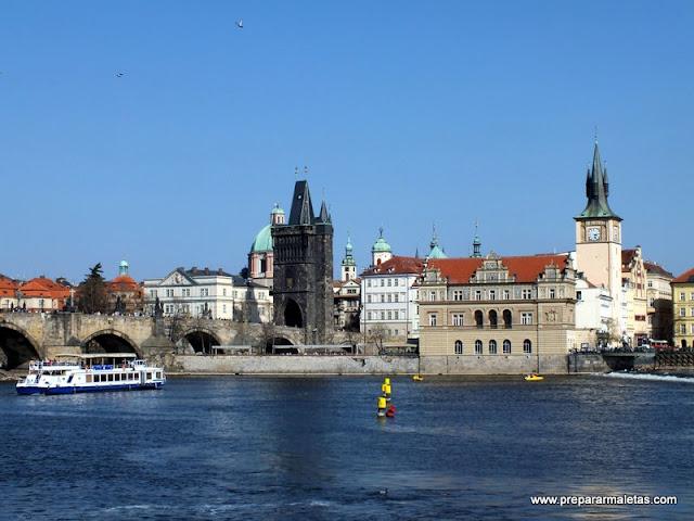 Ruta Praga, Viena, Budapest y Bratislava