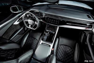 Interior Audi Q8 Rebaixado