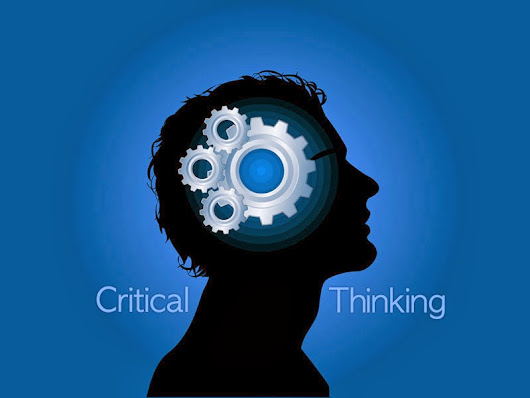 Thinking - Critical or Creative