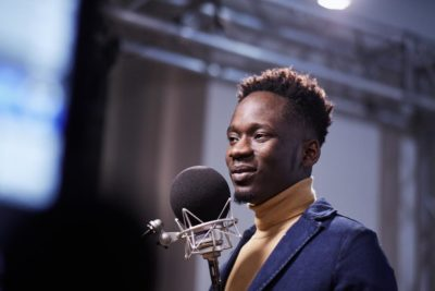 (LG Music) Mr Eazi – Together.