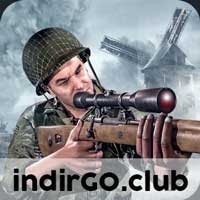 Battlegrounds of Valor: WW2 Arena Survival v1.2 MOD APK - Silah Hileli