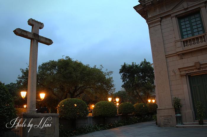 【澳門景點】聖安多尼堂。葡人婚禮的殿堂