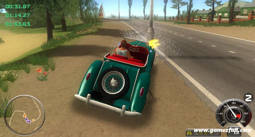 Classic Car Racing PC Full Español
