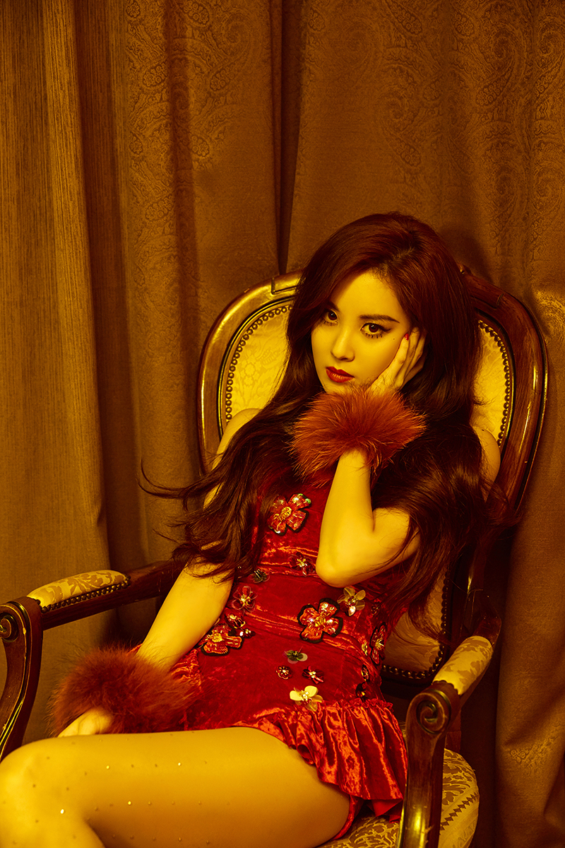 Girls' Generation Seohyun