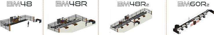 Конфигурации «BeamMaster Weld»