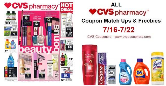 49188970bdd CVS Couponers: CVS Coupon Match Ups & Freebies (7/16-7/22)